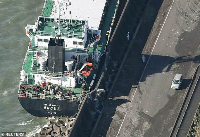 Trami vừa đi, thêm siêu bão Kong-rey trực chỉ Nhật Bản - Ảnh 3.