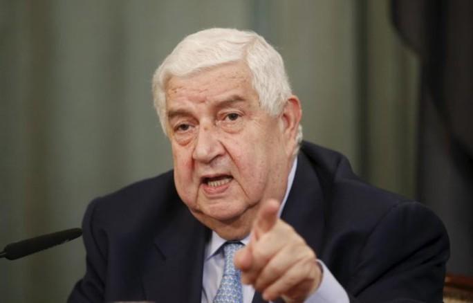Mỹ chỉ trích màn nã tên lửa của Iran ở Syria - Ảnh 1.