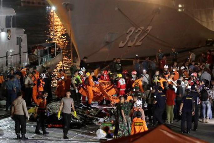 Trước khi rơi, máy bay của Lion Air trải qua đêm ác mộng - Ảnh 2.