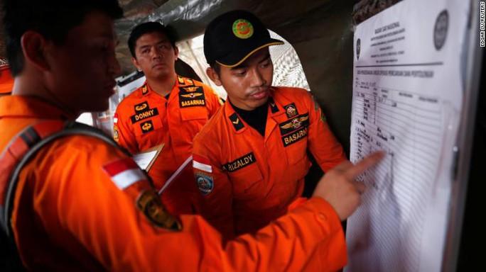 Rơi máy bay Indonesia: Phi công xin quay về nhưng lại không quay về - Ảnh 1.