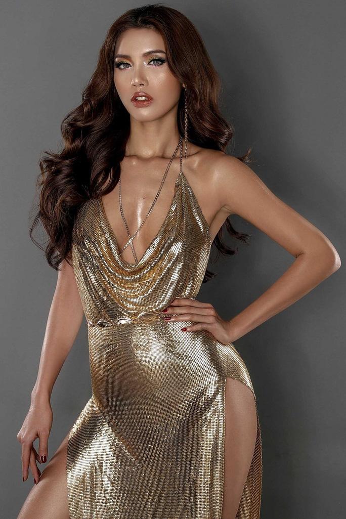 Minh Tú lên tiếng vụ bị tố chụp ảnh nude còn đi thi hoa hậu - Ảnh 1.