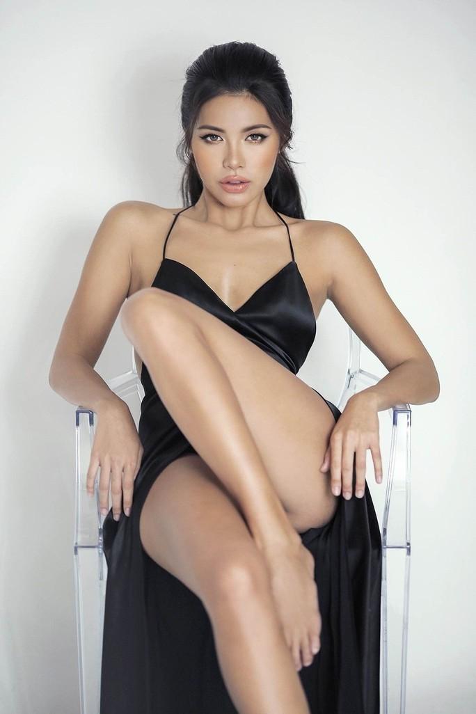 Minh Tú lên tiếng vụ bị tố chụp ảnh nude còn đi thi hoa hậu - Ảnh 2.
