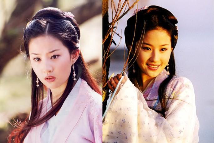 Những mỹ nhân tỏa sáng màn ảnh nhờ tiểu thuyết Kim Dung - Ảnh 9.