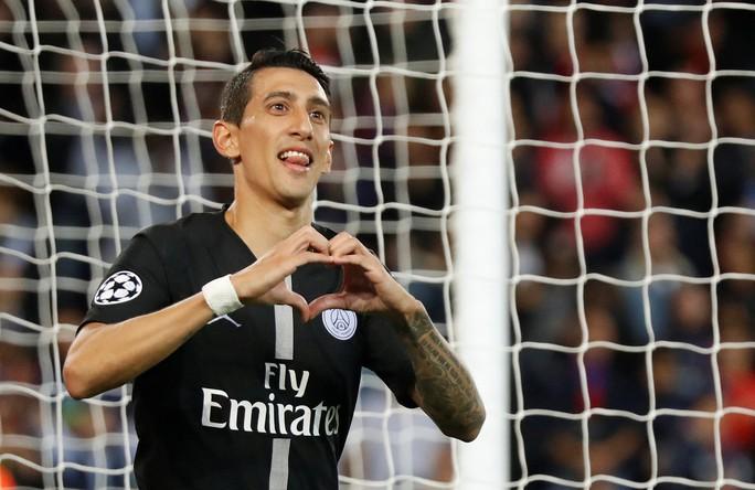 PSG hồi sinh nhờ Neymar, Liverpool gục ngã trên đất Ý - Ảnh 2.