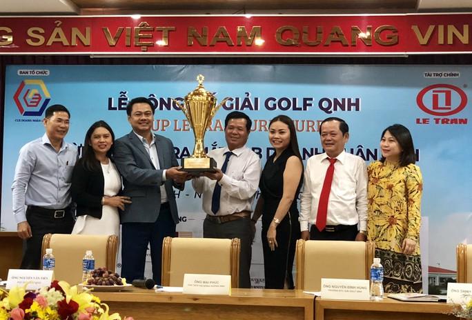 Giải golf treo thưởng 6 tỉ đồng cho cú đánh hole - in - one - Ảnh 1.