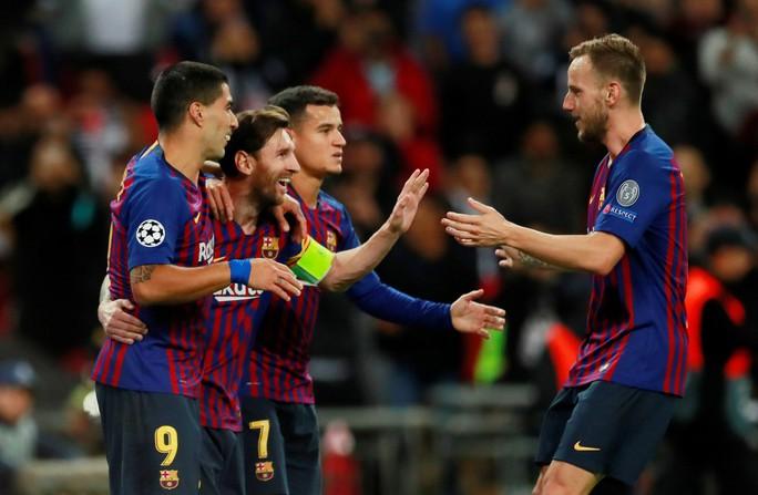 Messi nhảy tango tại Wembley, Tottenham thảm bại sân nhà - Ảnh 6.