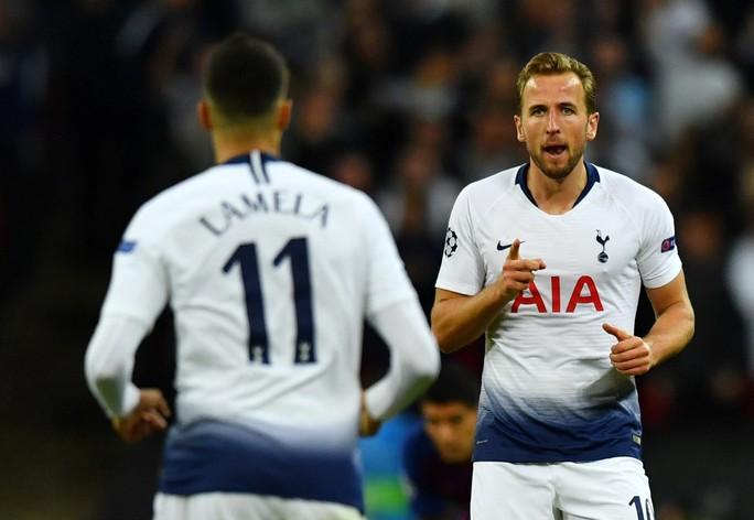 Messi nhảy tango tại Wembley, Tottenham thảm bại sân nhà - Ảnh 4.