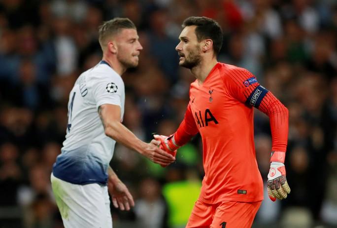 Messi nhảy tango tại Wembley, Tottenham thảm bại sân nhà - Ảnh 1.