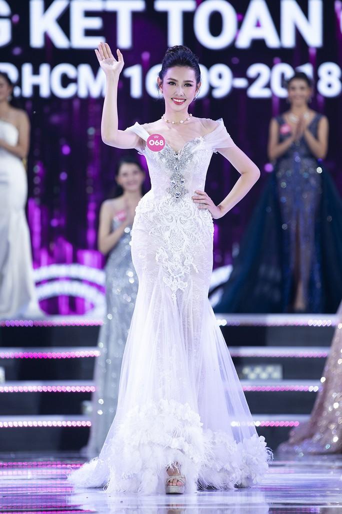 Á hậu nhập viện, Người đẹp nhân ái nhận suất dự thi Hoa hậu Quốc tế 2018 - Ảnh 2.