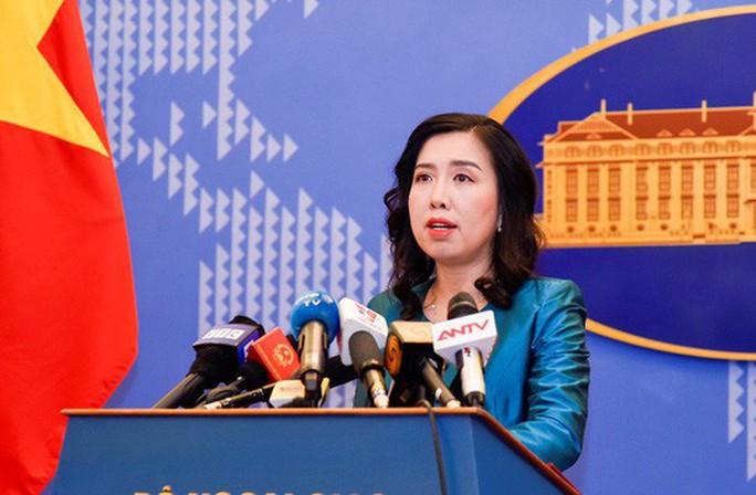 Người phát ngôn trả lời về việc giới thiệu Tổng Bí thư làm Chủ tịch nước - Ảnh 1.