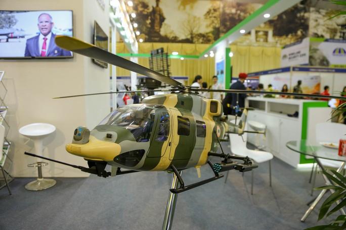 Tận tay cầm vũ khí tối tân trong triển lãm quốc tế về an ninh tại Hà Nội - Ảnh 10.