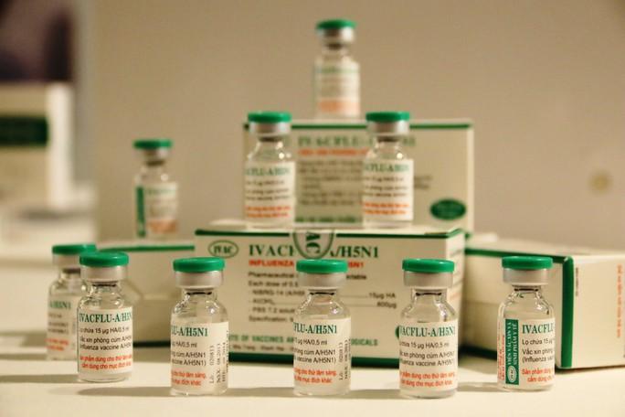 Cận cảnh quá trình điều chế vắc-xin phòng H5N1 made in Việt Nam - Ảnh 10.