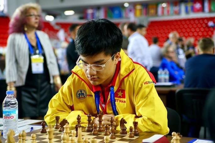Kỳ thủ Nguyễn Thiên Ngân giành ngôi vô địch cờ vua trẻ thế giới - Ảnh 3.