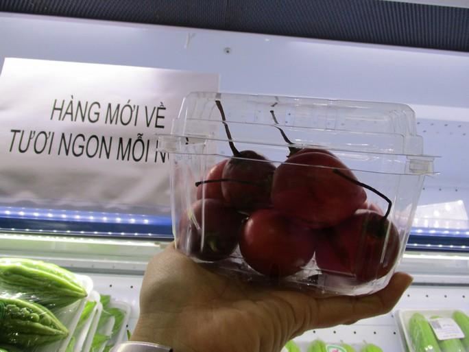 Thực hư về loại cà chua có giá cả triệu đồng/kg? - Ảnh 2.