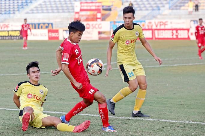Viettel chính thức lên V-League, CAND rớt xuống Giải Hạng nhì - Ảnh 2.