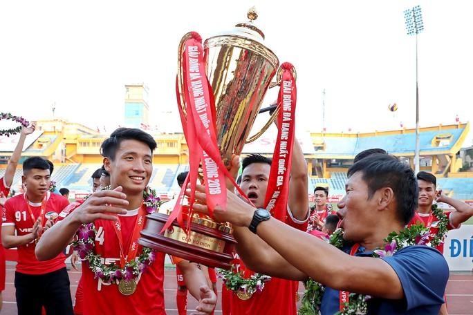Viettel chính thức lên V-League, CAND rớt xuống Giải Hạng nhì - Ảnh 4.