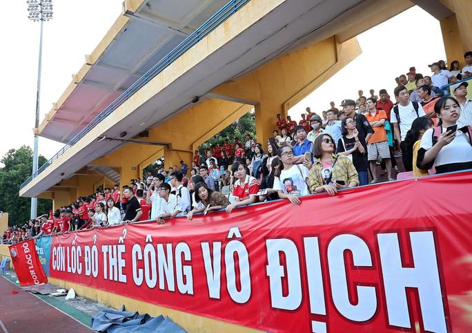 Viettel chính thức lên V-League, CAND rớt xuống Giải Hạng nhì - Ảnh 5.