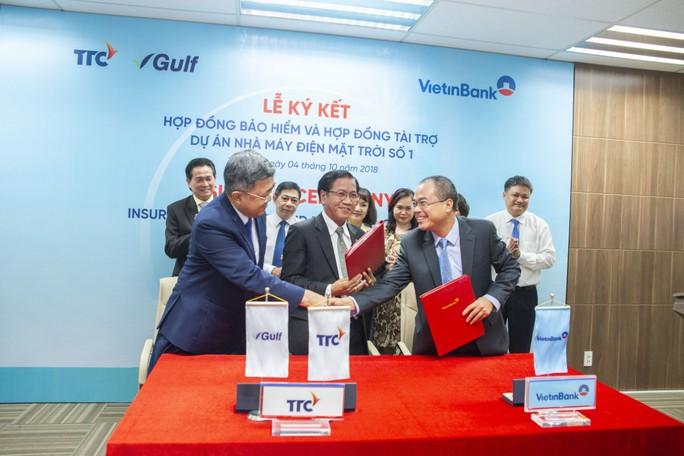 VBI và VietinBank ký hợp đồng bảo hiểm và tài trợ vốn - Ảnh 1.