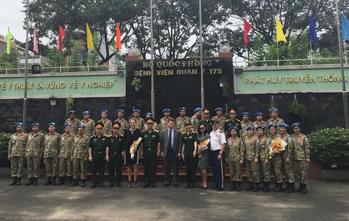 Trợ lý bộ trưởng Quốc phòng Mỹ thăm Việt Nam lần thứ ba trong 9 tháng - Ảnh 2.