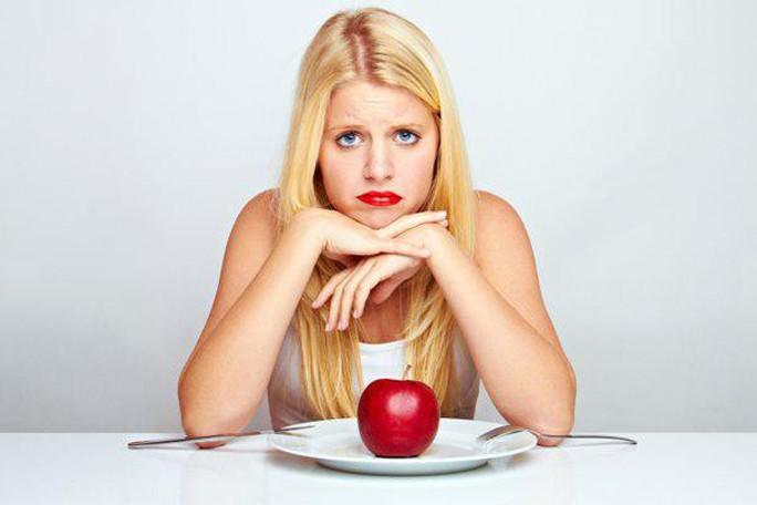 Ăn kiêng giảm cân nhưng… gây béo bụng - Ảnh 1.