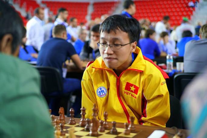Cờ vua Việt Nam áp sát Top 10 Olympiad đồng đội thế giới - Ảnh 3.