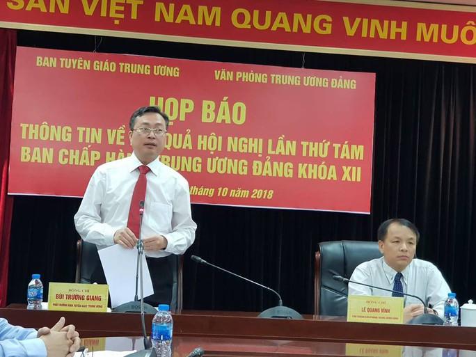 Tổng Bí thư Nguyễn Phú Trọng làm Trưởng Tiểu ban Nhân sự Đại hội Đảng XIII - Ảnh 1.