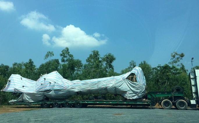 Bắt cây quái thú  lọt nhiều trạm CSGT miền Trung - Ảnh 3.