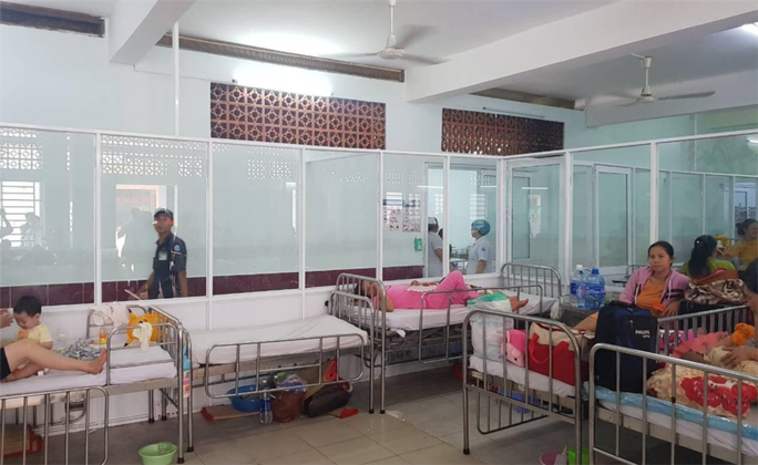 TP HCM: 27 trẻ lây bệnh tay chân miệng trong 1 trường học - Ảnh 2.