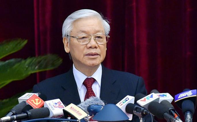 Tổng Bí thư: Kỷ luật ông Nguyễn Bắc Son và ông Trần Văn Minh có sự thống nhất cao - Ảnh 1.