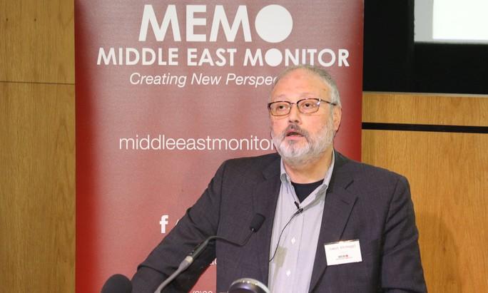 Nhà báo Ả Rập Saudi bị đội sát thủ giết trong lãnh sự quán ở Thổ Nhĩ Kỳ? - Ảnh 1.