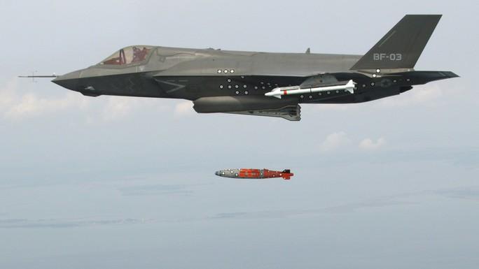 Mỹ cung cấp thêm F-35 cho Israel đối phó S-300 tại Syria? - Ảnh 1.