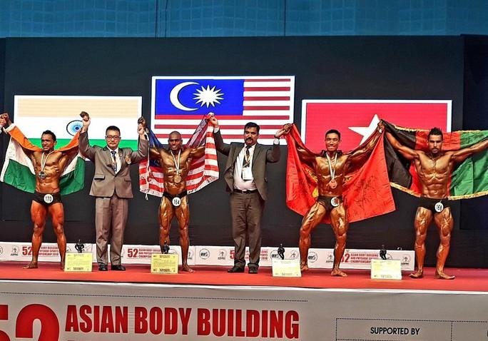Thể hình Việt Nam giành HCV Giải vô địch châu Á - Ảnh 4.