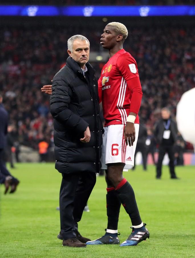 Sốc: Man United chính thức sa thải HLV Jose Mourinho - Ảnh 4.