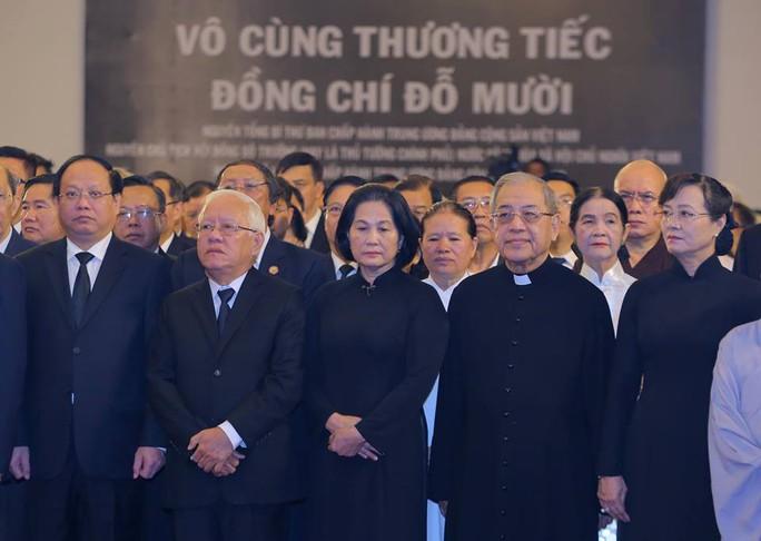 TP HCM: Xúc động tiễn biệt nguyên Tổng Bí thư Đỗ Mười - Ảnh 2.