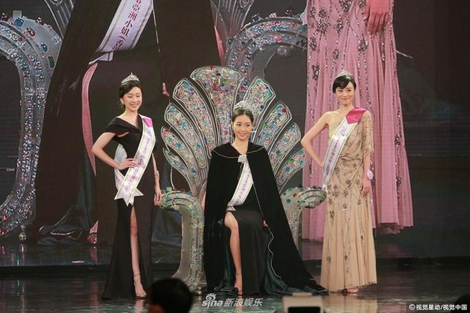 Tân Hoa hậu châu Á bị chê bai nhan sắc - Ảnh 3.
