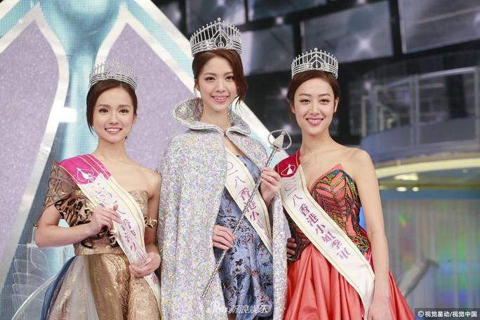 Tân Hoa hậu châu Á bị chê bai nhan sắc - Ảnh 6.