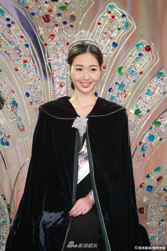 Tân Hoa hậu châu Á bị chê bai nhan sắc - Ảnh 2.