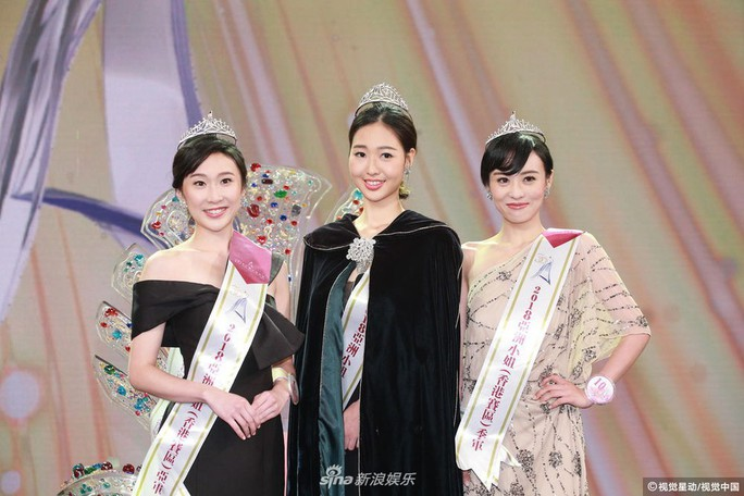 Tân Hoa hậu châu Á bị chê bai nhan sắc - Ảnh 4.