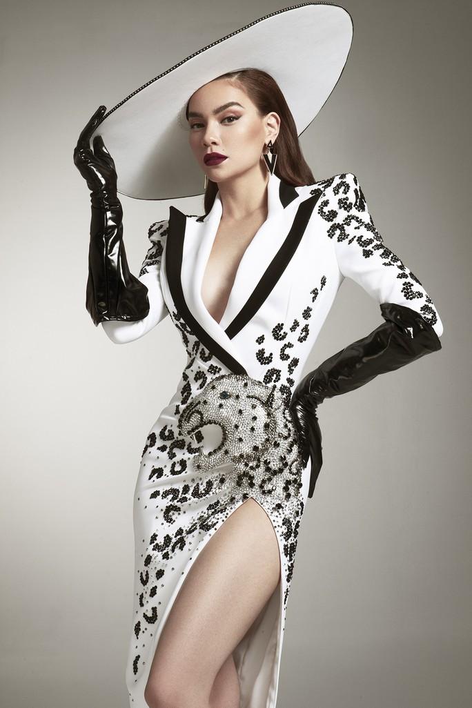 Giám khảo khách mời Asia's Next Top Model Hồ Ngọc Hà khoe dáng nóng bỏng - Ảnh 6.