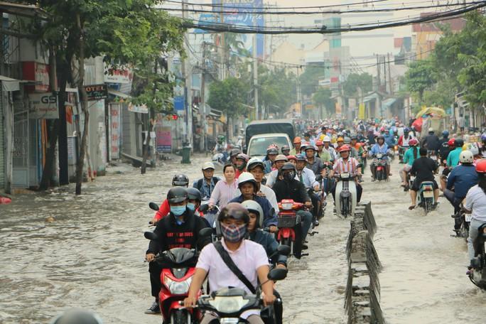 """Lộ thêm """"thủ phạm"""" gây ngập ở khu Nam Sài Gòn - Ảnh 2."""