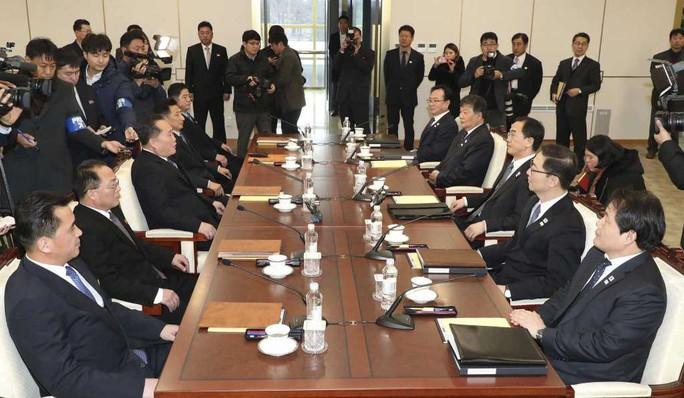 Hé lộ nội dung đàm phán liên Triều - Ảnh 3.