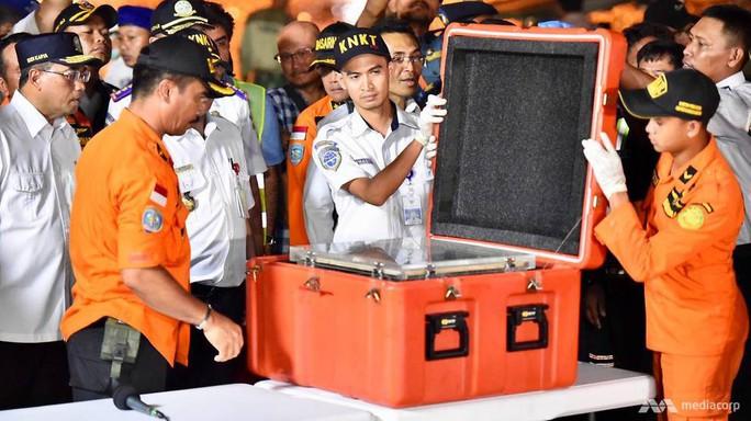 Máy bay Lion Air bị rơi có 4 lần gặp vấn đề về vận tốc - Ảnh 1.
