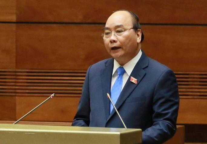Thủ tướng trả lời ĐB Nguyễn Thị Quyết Tâm về việc lấy phiếu tín nhiệm - Ảnh 1.