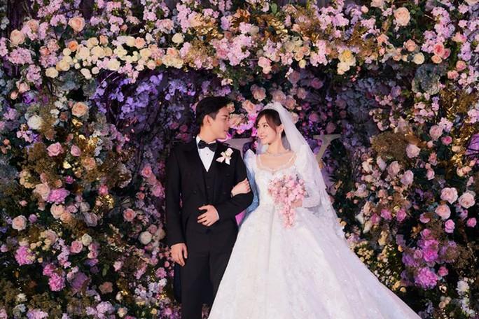 Đường Yên - La Tấn lộ ảnh đám cưới lung linh - Ảnh 6.