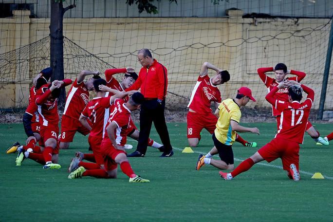 Dấu ấn thầy Park Hang-seo từ trận thắng U23 Thái Lan - Ảnh 1.