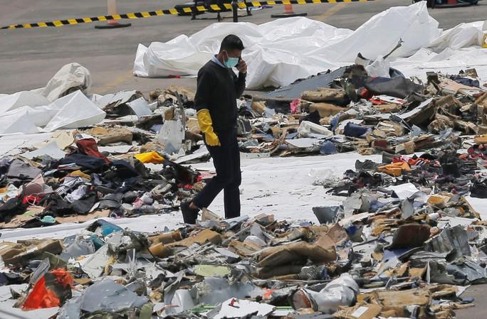 Thấy hộp đen, Indonesia giải được bí ẩn vụ rơi máy bay Lion Air? - Ảnh 2.
