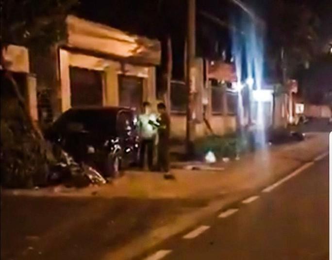 Khẩn trương làm rõ vụ phó trưởng Công an thị xã Đồng Xoài gây tai nạn - Ảnh 1.