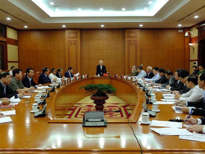 Tổng Bí thư, Chủ tịch nước chỉ đạo: Đẩy nhanh tiến độ xử lý nhiều đại án - Ảnh 1.