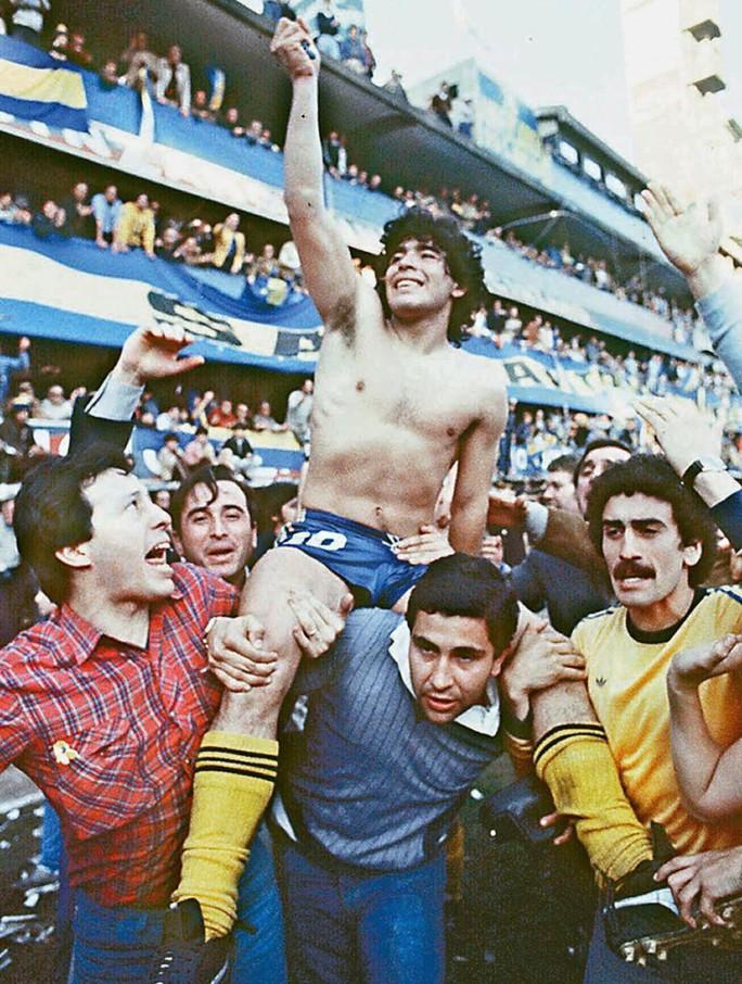Cuộc đời Diego Armando Maradona qua những tấm ảnh để đời (1960-2020) - Ảnh 4.