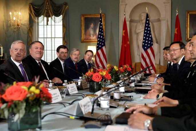Mỹ yêu cầu Trung Quốc ngưng quân sự hóa biển Đông - Ảnh 2.